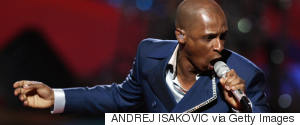 ANDY ABRAHAM EUROVISION