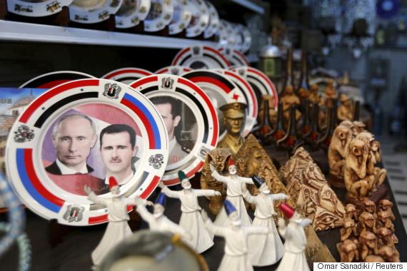assad russia