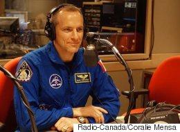 Un Québécois dans l'espace! (VIDÉO)