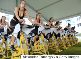 How To Master The Indoor Cycling Trend
