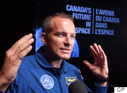David Saint-Jacques Will Be Canada's Next Astronaut In Space