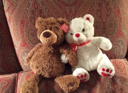 Why You And Your Spouse Might Want To Buy Two Teddy Bears