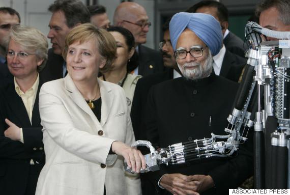 robot india