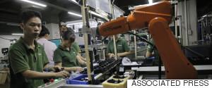 ROBOT CHINA FACTORY