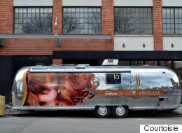 #LaRousseMobile: le salon de beauté itinérant sillonne le Québec depuis le 1er mai (PHOTOS)