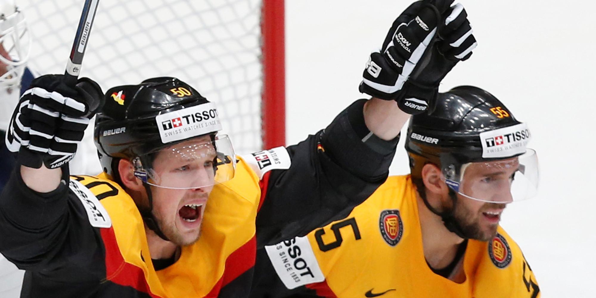 deutschland ungarn eishockey