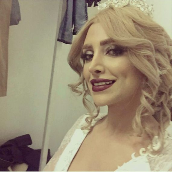 irani model elham arab