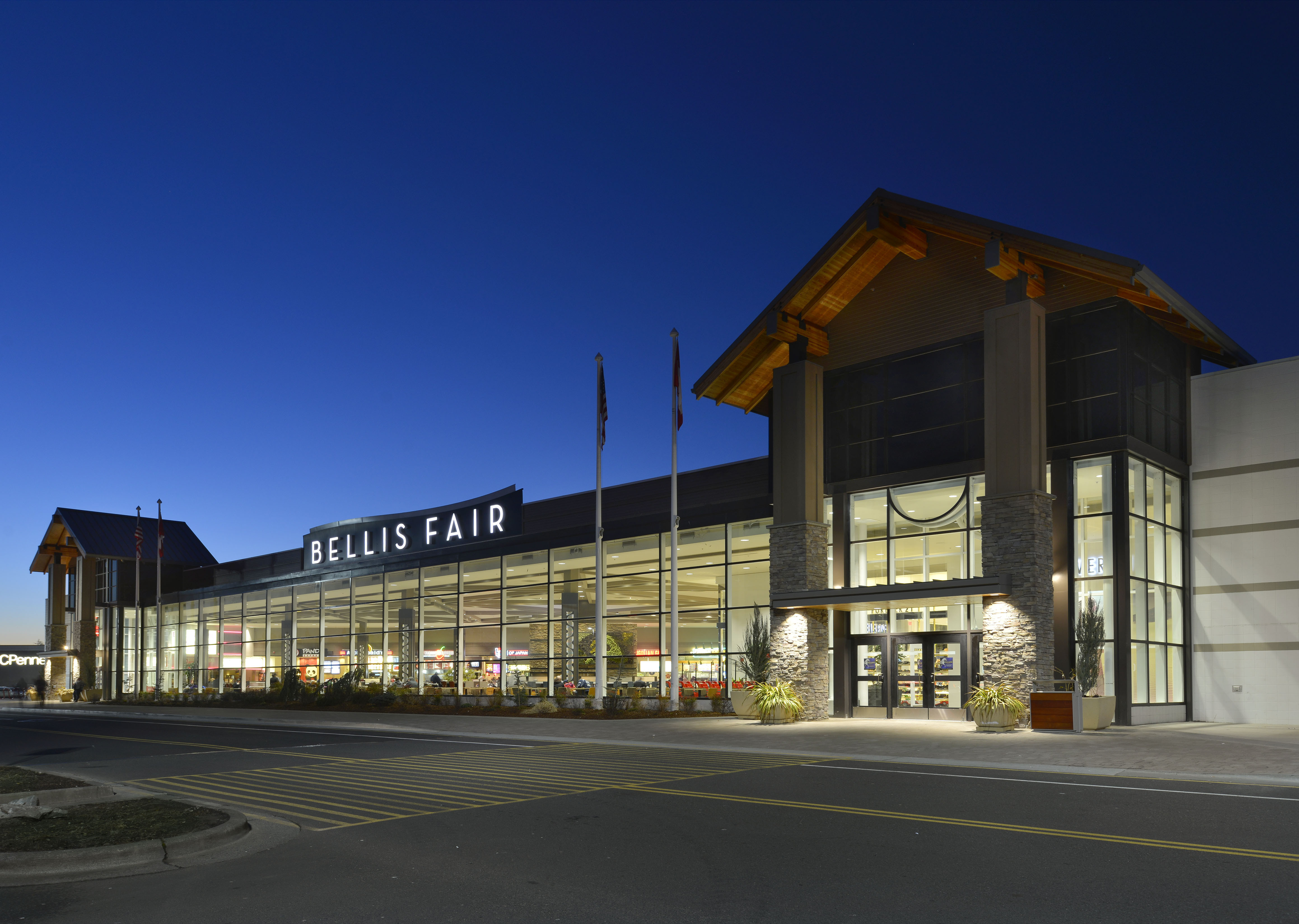 bellis fair mall