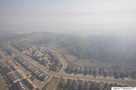 fort mcmurray air