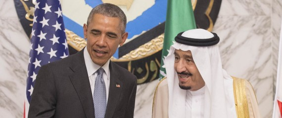 AMERICA AND SAUDI ARABIA