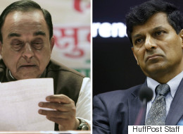 Subramanian Swamy's Bizarre Reason For Asking The PM To Fire  Raghuram Rajan