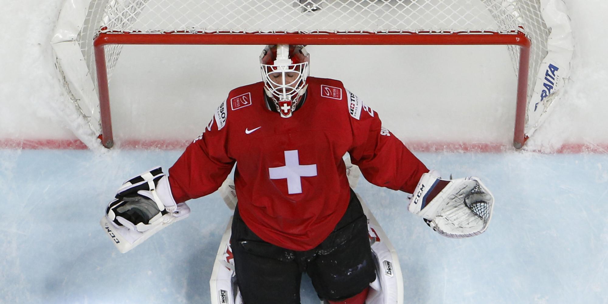 Tschechien - Schweiz im Live-Stream: Eishockey-WM-Spiel ab 11.15 Uhr