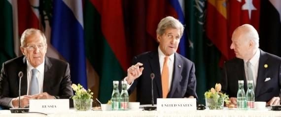EFFORTS DIPLOMATIQUE POUR LA SYRIE