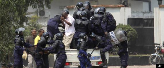 JOURNALIST CONGO