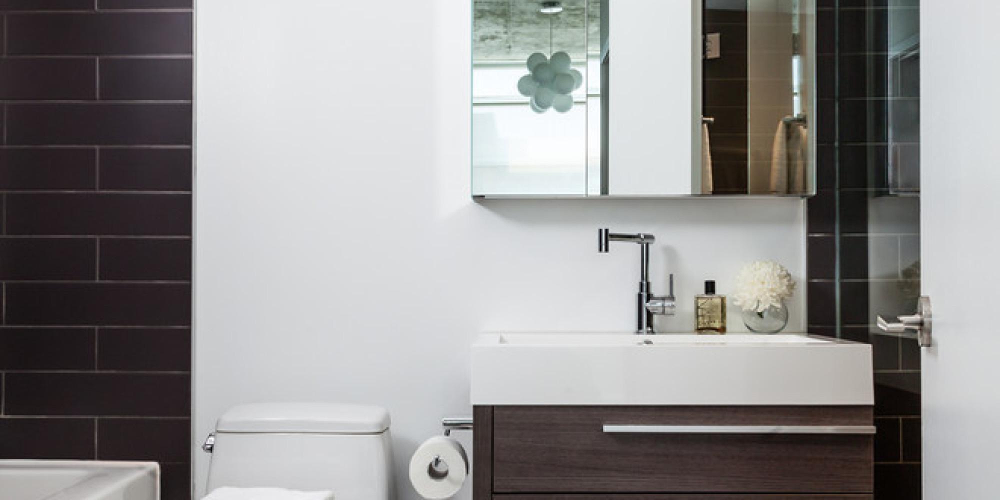 Come tenere in ordine il bagno con 7 contenitori - Contenitori bagno kartell ...