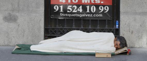 MENDIGO MADRID