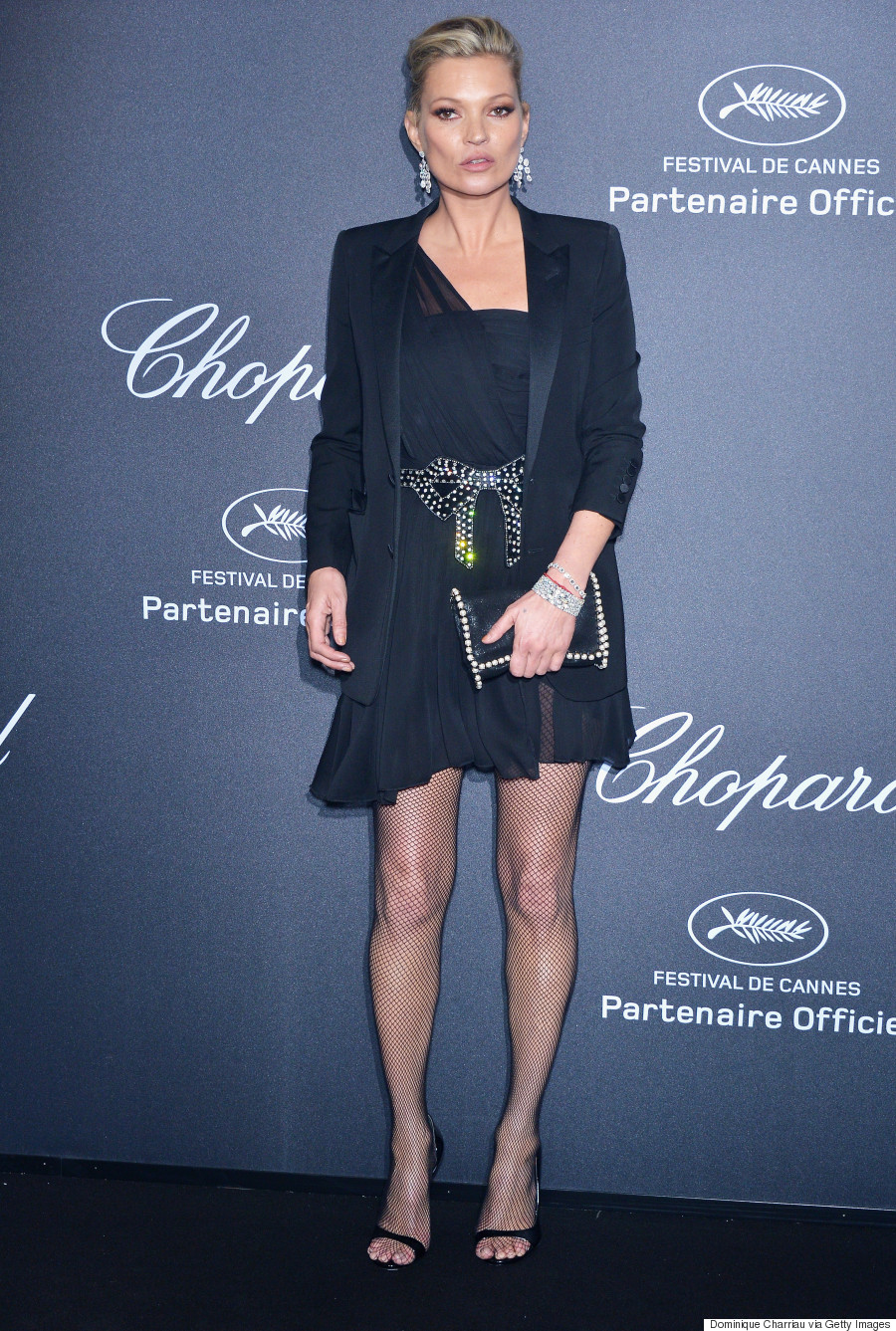 Kate Moss Makes Triumphant Return To Cannes Film Festival, Matches ...