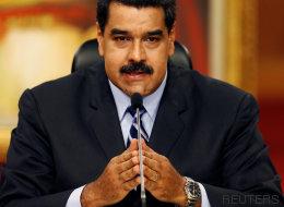 Maduro denuncia que un avión espía de EEUU violó el espacio aéreo venezolano