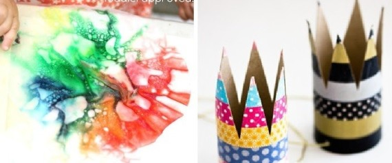 VICTORIA DAY CRAFTS