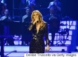 La première de Céline Dion: comme si vous y étiez