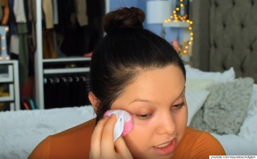 sock makeup