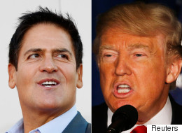 Mark Cuban Sees YUUUGE Stock Trouble If Trump Wins