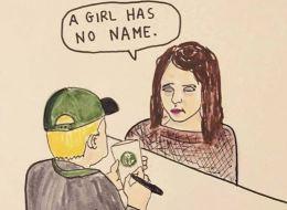 Imaginez Arya Stark chez Starbucks...