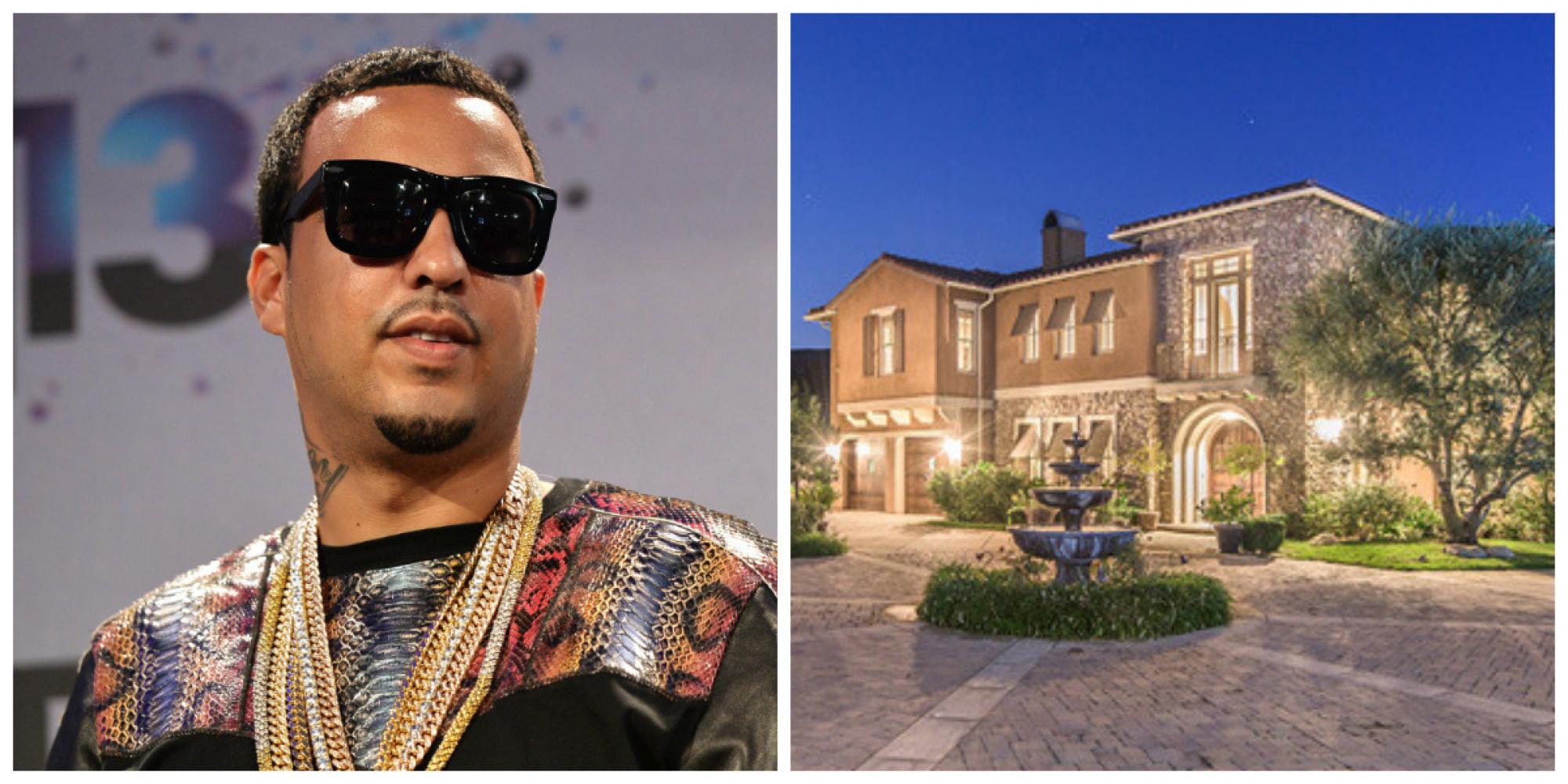 Le rappeur marocain french montana ach te la maison de - Maison de selena gomez ...