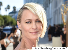 Robin Wright Had To Demand Equal Pay For 'House Of Cards'