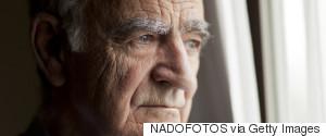 OLD PEOPLE SAD