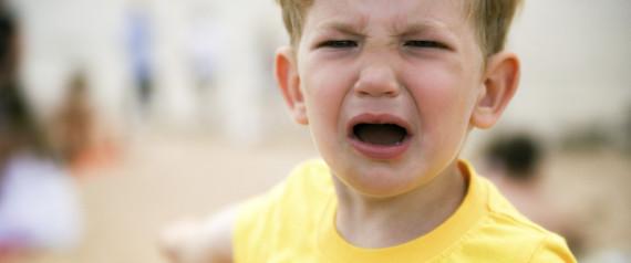 TANTRUM CHILD
