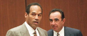 OJ SIMPSON ROBERT SHAPIRO
