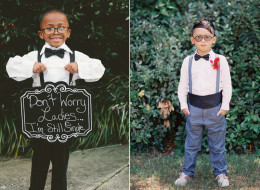 18 Dapper Ring Bearers With Way More Swag Than You