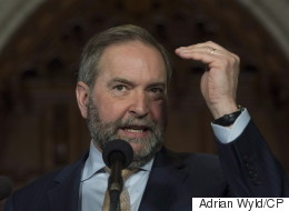 Mulcair Wants Inquiry Over Mountie Monitoring Of Journalists