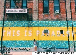 Where To Find Toronto's Most Instagrammable Walls