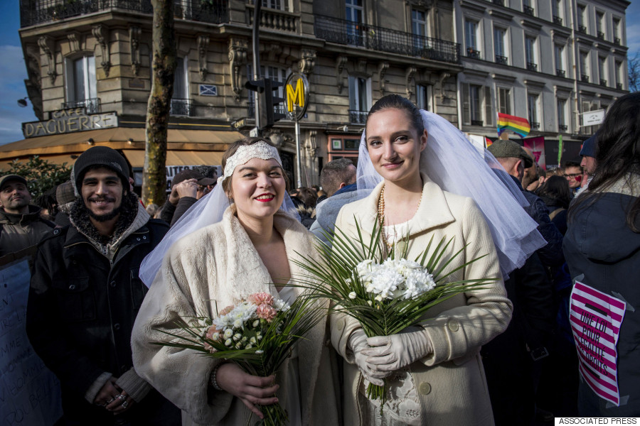 samesex marriage france