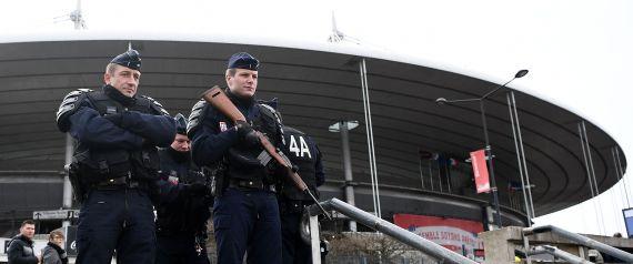 STADE DE FRANCE POLICE