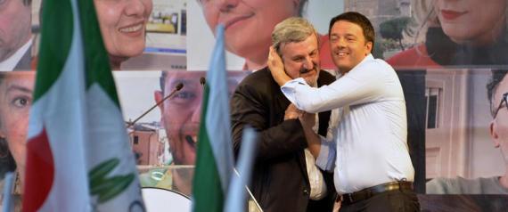 Emiliano: una spina ambiziosa nel fianco di Renzi
