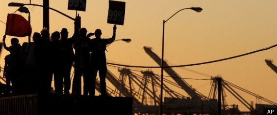 Occupy Port Shutdown