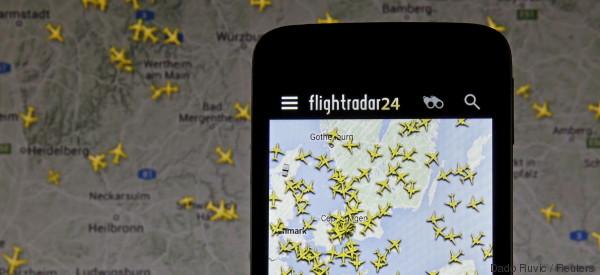 Flug-Tracking: Flüge online verfolgen