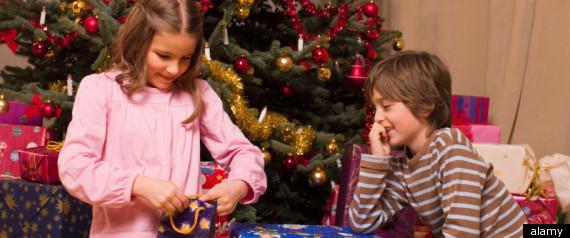 EX CHRISTMAS PRESENTS