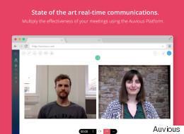 «Τα meetings όπως θα έπρεπε να είναι»: Auvious, η καινοτόμα ελληνική πλατφόρμα για τηλεδιασκέψεις