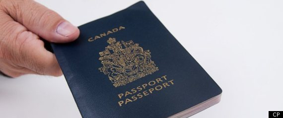 Canadian Passport Citizenship Revoked