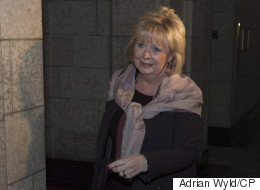 Pamela Wallin Won't Face Charges