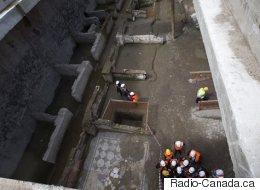 Une ancienne caserne militaire découverte à Rome