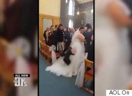 Should Kids Be At Weddings?