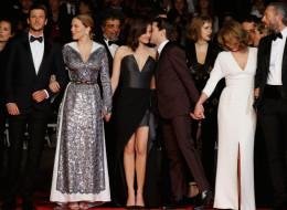 Les décolletés très glamour de Léa Seydoux, Marion Cotillard et Nathalie Baye à Cannes