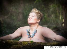 En rémission de plusieurs cancers, elle pose nue pour célébrer son corps (PHOTOS)