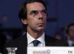 Aznar carga por enésima vez contra Rajoy y su Gobierno: esta vez por el déficit