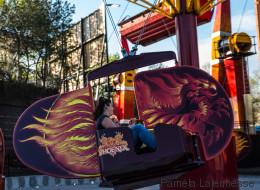 Phoenix, Gravitor, Vampire inversé... découvrez toutes les nouveautés de La Ronde! (PHOTOS/VIDÉO)